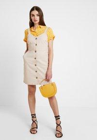Even&Odd - Denimové šaty - stone - 1