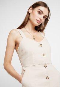 Even&Odd - Denimové šaty - stone - 3