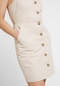 Even&Odd - Denimové šaty - stone - 5