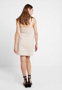 Even&Odd - Denimové šaty - stone - 2