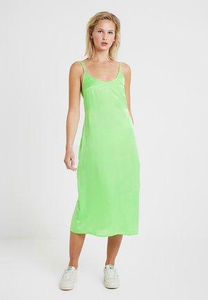 Day dress - neon green