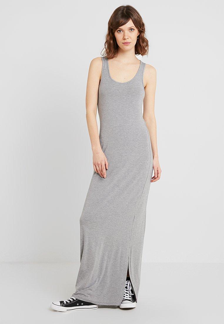 Even&Odd - Maxi-jurk - mottled grey