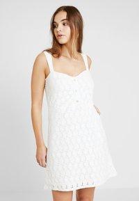 Even&Odd - Vestido informal - off-white - 0