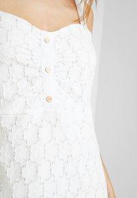 Even&Odd - Vestido informal - off-white - 6