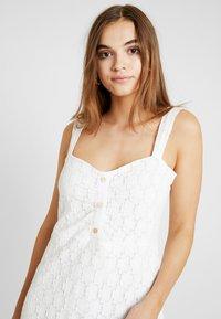 Even&Odd - Vestido informal - off-white - 4