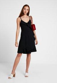 Even&Odd - Vestido ligero - black - 2