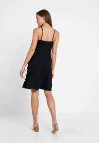 Even&Odd - Vestido ligero - black - 3