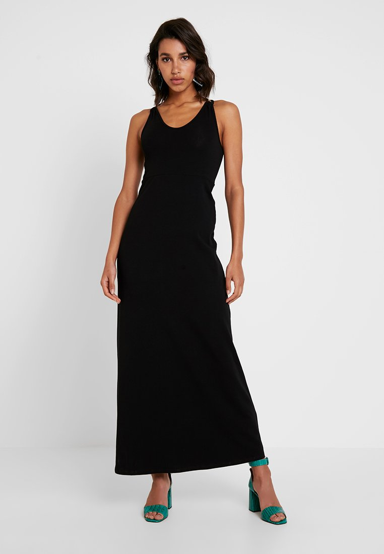 Even&Odd - Maxi dress - black