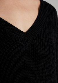 Even&Odd - Robe pull - black - 5