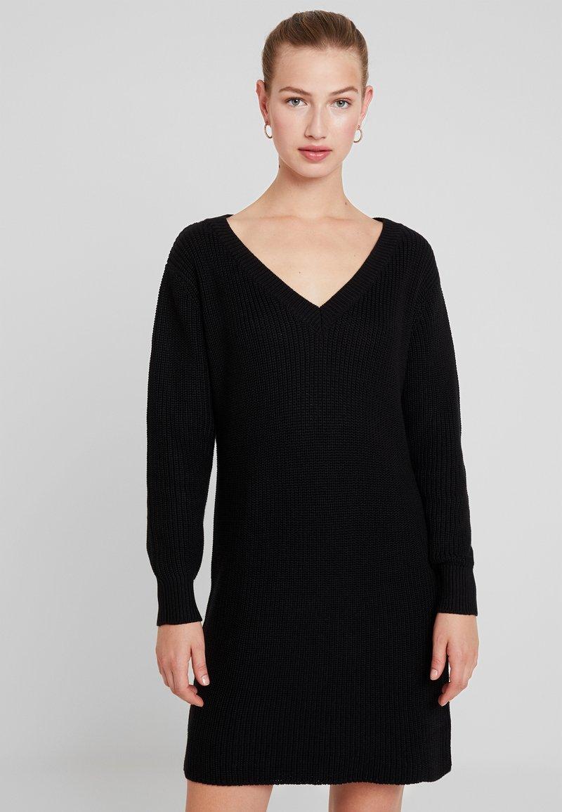 Even&Odd - Robe pull - black