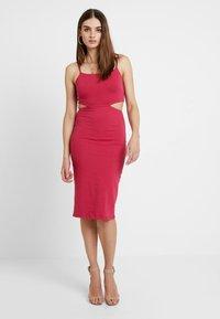 Even&Odd - Day dress - pink - 1
