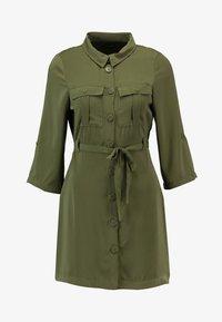 Even&Odd - Denní šaty - khaki - 5