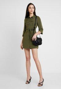 Even&Odd - Denní šaty - khaki - 2