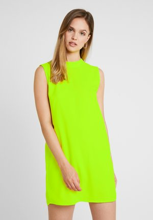 Vestido informal - yellow