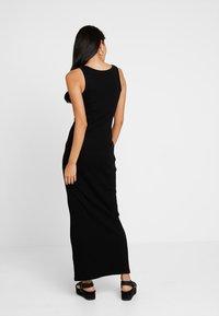 Even&Odd - Vestido largo - black - 2
