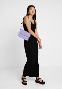Even&Odd - Vestido largo - black - 1
