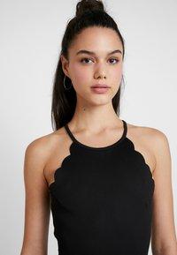 Even&Odd - Korte jurk - black - 4