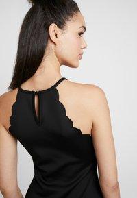 Even&Odd - Korte jurk - black - 6