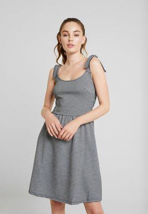 Denní šaty - black/white