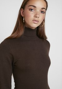 Even&Odd - Robe pull - brown - 4