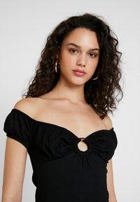 Even&Odd - Denní šaty - black - 3
