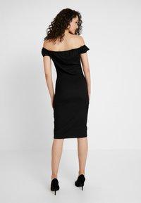 Even&Odd - Denní šaty - black - 2