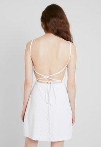Even&Odd - Robe d'été - white - 3