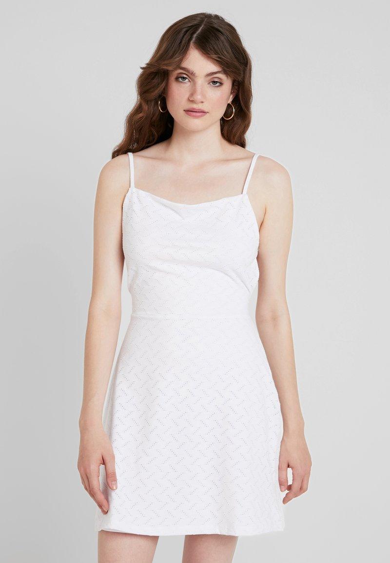 Even&Odd - Robe d'été - white