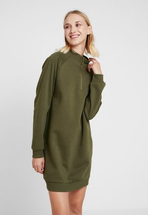 Day dress - khaki