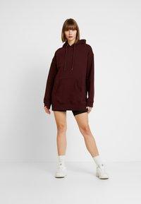 Even&Odd - Day dress - burgundy - 1