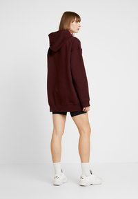 Even&Odd - Day dress - burgundy - 2