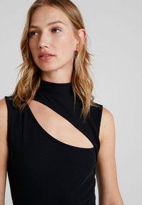 Even&Odd - Vestido informal - black - 4