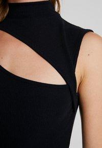 Even&Odd - Vestido informal - black - 6