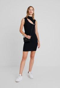 Even&Odd - Vestido informal - black - 2