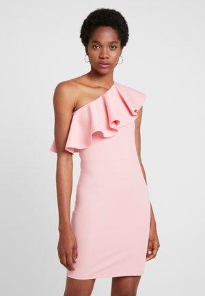 Koktejlové šaty/ šaty na párty - rose