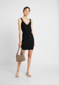 Even&Odd - Sukienka letnia - black - 2