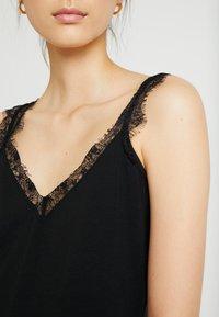 Even&Odd - Sukienka letnia - black - 6