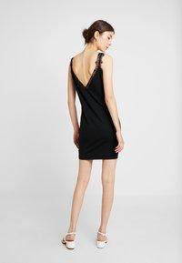 Even&Odd - Sukienka letnia - black - 3