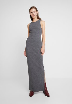Day dress - mottled grey