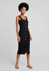 Even&Odd - Vestido informal - black - 0