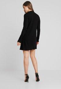 Even&Odd - Korte jurk - black - 3