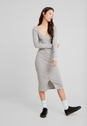Sukienka letnia - mid grey melange