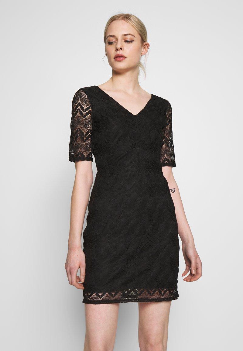 Even&Odd - Cocktailklänning - black