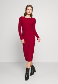 Even&Odd - BASIC - Jerseykjole - dark red - 1