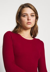 Even&Odd - BASIC - Jerseykjole - dark red - 3