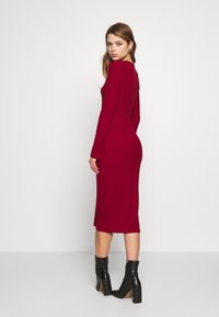 Even&Odd - BASIC - Jerseykjole - dark red - 2