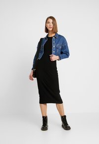Even&Odd - BASIC - Jerseyjurk - black - 2