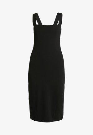 ETUIKLEID BASIC - Fodralklänning - black