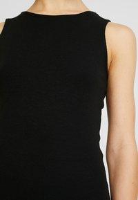 Even&Odd - MAXIKLEID BASIC - Vestido largo - black - 7