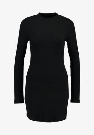 BASIC - Vestido ligero - black